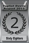 Gewinner der Toplist August Devilsworld.eu